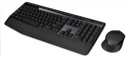 Bộ bàn phím chuột không dây Logitech MK345