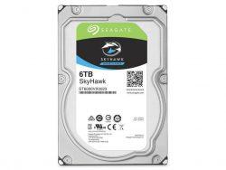 HDD Seagate SKYHAWK 3.5″ 6TB (256MB) HD7200 Rpm