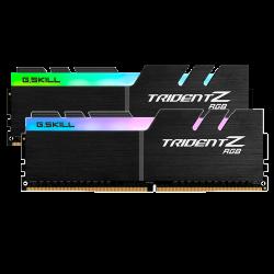 G.SKILL TRIDENT Z RGB 16GB (8GBx2) DDR4 3000MHz (F4-3000C16D-16GTZR)