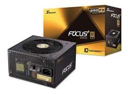 SEASONIC FOCUS PLUS FX-550 (550W 80 Plus Gold)