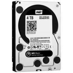 WD HDD  4TB/ 7200Rpm/ Cache 64M/ Sata 3 (6.0 GB/s) – Caviar Black