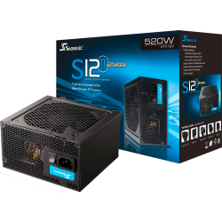 SEASONIC S12II-520 (520w 80 Plus Bronze)