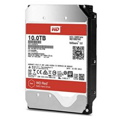HDD WD 10.0 -TB   WD100EFAX (Red)