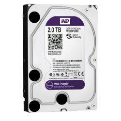 WD HDD Purple 2TB 3.5″ SATA 3/ 64MB Cache/ IntelliPower (5400RPM-5900RPM)