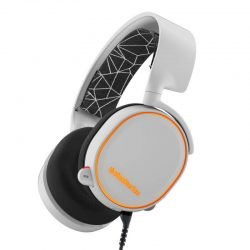 Tai nghe SteelSeries Arctis 5 (Trắng)
