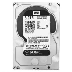 Ổ cứng HDD WD 6.0-TB  WD6001FZWX (Black)