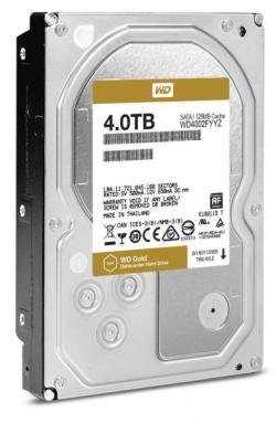 Ổ cứng HDD WD 4.0TB – WD4002FYYZ (Gold)