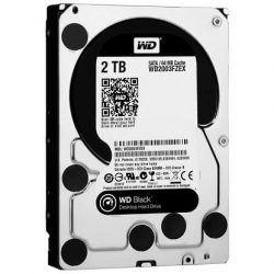 Ổ cứng HDD WD 2TB BLACK WD2003FZEX