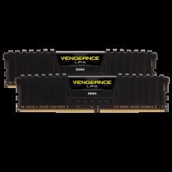 CORSAIR VENGEANCE LPX DDR4 32GB (2x16GB) 2666Mhz (CMK32GX4M2A2666C16)