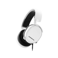 Tai nghe SteelSeries Arctis 3 White (Trắng)