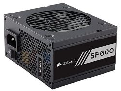 CORSAIR SF600 600W SFX Factor – 80 Plus Gold – Full Modul