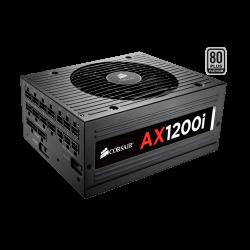 CORSAIR AX1200i 1200W – 80 Plus Platinum – Full Modul