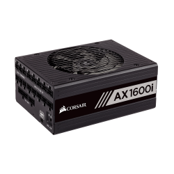 CORSAIR AX1600i 1600W – 80 Plus Titanium – Full Modul