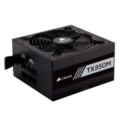 CORSAIR TX850M 850W – 80 Plus Gold – Semi Modul