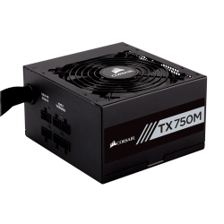 CORSAIR TX750M 750W – 80 Plus Gold – Semi Modul