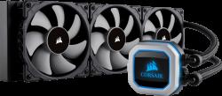Tản nhệt nước CPU Hydro Cooler H150i Pro RGB – 360mm – Tripple (CW-9060031-WW)