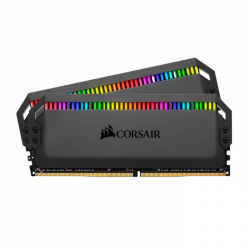 Ram PC Corsair Dominator Platinum RGB DDR4 KIT 32GB (2x16GB) Bus 3000Mhz CL16