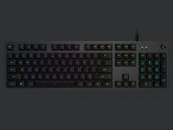 Bàn phím cơ Logitech G512 Lightsync RGB GX Linear