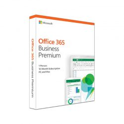 Office O365 Bus Prem Retail English APAC EM Subscr 1YR Mdls (KLQ-00429)