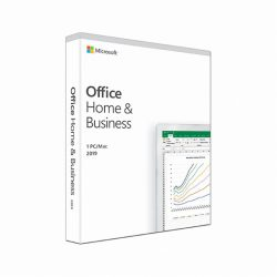 Office Home and Business 2019 English APAC EM Medialess (T5D-03249)