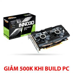 INNO3D GEFORCE GTX 1660 TWIN X2 6GB