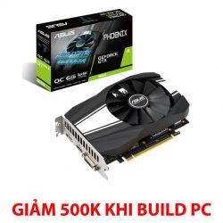 ASUS Phoenix GTX 1660 OC edition 6GB GDDR5