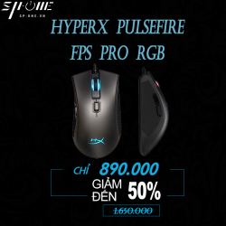 CHUỘT HYPERX PUSEFIRE FPS PRO RGB (HX-MC003B)