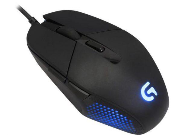 Chuột Logitech G302 Daedalus Prime chơi game,dành cho game thủ