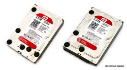 Ổ cứng HDD 4.0 -TB  WD40EFRX
