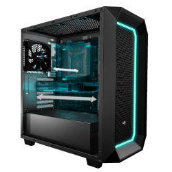 Case AeroCool P7-C0 Tempered Glass
