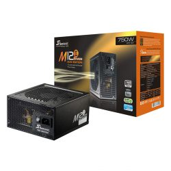 SEASONIC M12II-750 (750W 80 Plus Bronze)