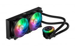 Tản nước AIO Cooler Master MASTERLIQUID ML240R RGB