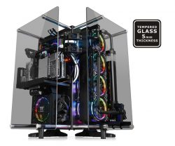 Case Core P90 Tempered Glass Edition