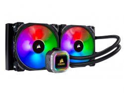 Tản nhiệt nước AIO CPU Hydro Cooler H115i Platinum RGB