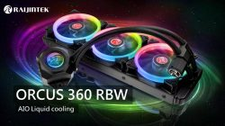 Tản nhiệt ORCUS 360 RBW