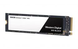 Ổ cứng SSD WD Black  500GB M2 NVME Gen3x4