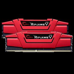 G.SKILL RIPJAWS V DDR4 32GB (16GBx2) 3000MHz (F4-3000C16D-32GVRB)