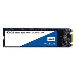 Ổ cứng SSD WD Blue 3D NAND 500GB M2
