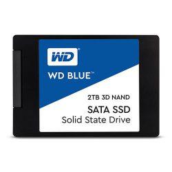 Ổ cứng SSD WD Blue 3D NAND 2TB Sata3 2.5″