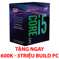 Intel Core i5-9400 (2.9GHz up to 4.1Ghz/ 6 nhân 6 luồng/ Sk 1151v2)