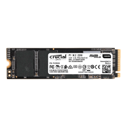 CRUCIAL P1 1TB M.2 2280 NVMe (CT1000P1SSD8)