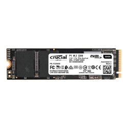 CRUCIAL P1 500GB M.2 2280 NVMe (CT500P1SSD8)