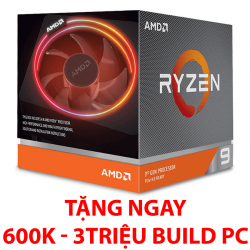 AMD RYZEN 9 3900XT (3.8GHz up to 4.7GHz/ 12 nhân 24 luồng)