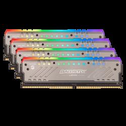 CRUCIAL BALLISTIX TACTICAL TRACER RGB DDR4 32GB (4x8GB) 2666MHz (BLT4K8G4D26BFT4K)