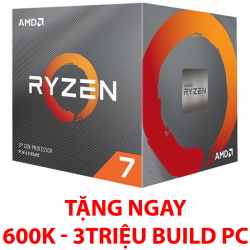 AMD RYZEN 7 3700X (3.6GHz up to 4.4GHz/ 8 cores 16 threads)