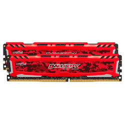 CRUCIAL BALLISTIX SPORT LT DDR4 32GB (2x16GB) 2666MHz (BLS2k16G4D26BFSE)