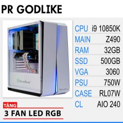 SP-  Premiere Godlike