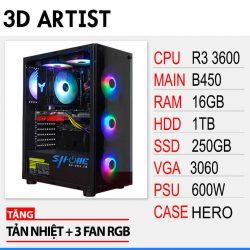 SP- 3D ARTIST