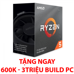 AMD RYZEN 5 3500X (3.6GHz up to 4.1GHz/ 6 nhân 6 luồng)