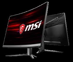 Màn hình MSI OPTIX G27C4 (27inch, Cong, Full HD, 165Hz, 1ms)